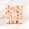 Eton Mess White Chocolate Square
