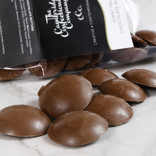 Giant Milk Chocolate Buttons