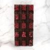Dark Chocolate Raspberry Barrel Bar The Cambridge Confectionery Company