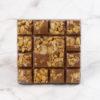 salted caramel chocolate square chunky chocolate