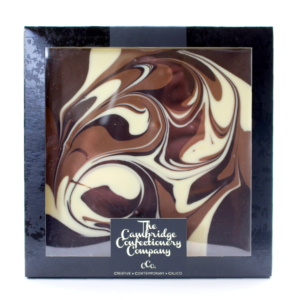 Triple Chocolate Tile The Cambridge Confectionery Company