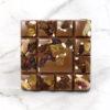 milk chocolate fruit & nut square bar