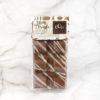 milk chocolate drizzle mini bar