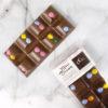 chocolate mini beans bar
