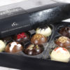 18 Luxury Solid Chocolate Domes Gift Box