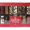 Luxury Solid Chocolate Fingers Red Gift Box