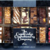 Luxury Solid Chocolate Fingers Gift Box
