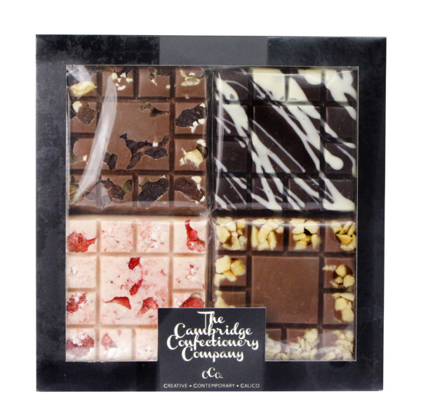 chocolate squares gift selection box