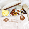 Caramel Microwave Fudge Mix 10 Pack