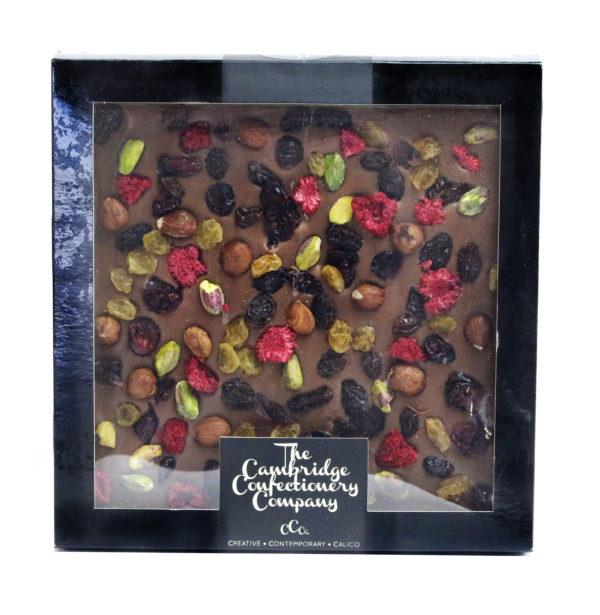Traditional Fruit & Nut Tile