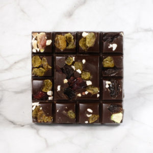 dark chocolate fruit & nut the cambridge confectionery company